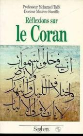 Reflexions sur le coran - Couverture - Format classique