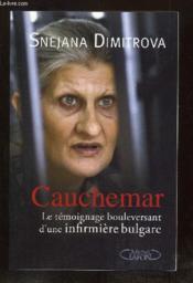 Cauchemar - Couverture - Format classique