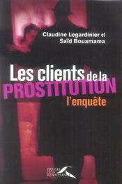 Les clients de la prostitution - Intérieur - Format classique