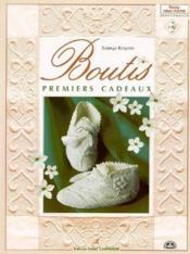 Boutis, premiers cadeaux - Couverture - Format classique