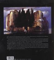 Hommage A L'Ile Des Morts D'Arnold Bocklin - 4ème de couverture - Format classique