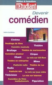 Devenir comédien - Couverture - Format classique