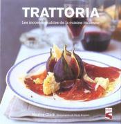Trattoria : les incontournable de la cuisine italienne - Intérieur - Format classique