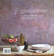 Trattoria : les incontournable de la cuisine italienne - 4ème de couverture - Format classique