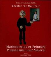 Marionnettes et peinture - Intérieur - Format classique