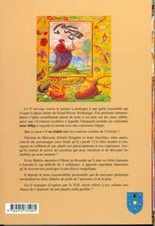 Oeuvre au rouge - 9 - 4ème de couverture - Format classique