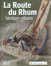 La Route Du Rhum - Intérieur - Format classique