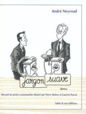 Jargon suave - Couverture - Format classique