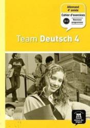 telecharger Allemand – 4e annee – cahier d'exercices livre PDF en ligne gratuit