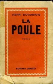 La Poule. - Couverture - Format classique