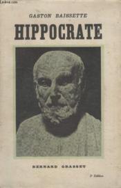 Hippocrate. - Couverture - Format classique