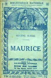 Maurice. - Couverture - Format classique