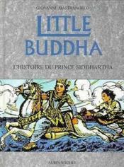 Little Bouddha - Couverture - Format classique