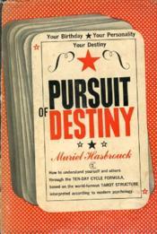 Pursuit Of Destiny - Couverture - Format classique