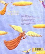 Mon livre de prieres - 4ème de couverture - Format classique