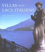 Les Villas Des Lacs Italiens - Couverture - Format classique
