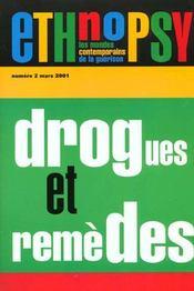 Drogues et remèdes - Intérieur - Format classique