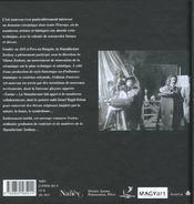 Ceramiques Art Nouveau De Hongrie ; La Manufacture Zsolnay - 4ème de couverture - Format classique