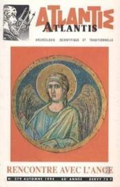 Revue Atlantis N.379 ; Rencontre Avec L'Ange - Couverture - Format classique