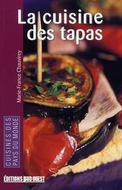La cuisine des tapas - Intérieur - Format classique