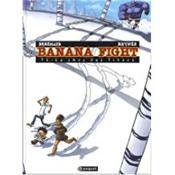 Banana Fight T.1 ; Le Choc Des Titans - Couverture - Format classique