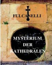 Mysterium der kathedralen - Couverture - Format classique