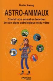 Astro animaux - Couverture - Format classique