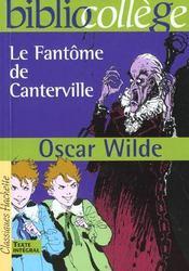 Le fantôme de Canterville - Intérieur - Format classique