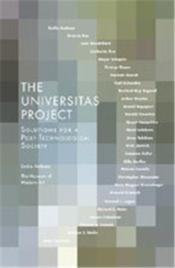 Universitas project - Couverture - Format classique