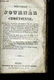 Nouvelle Journee Chretienne - Couverture - Format classique