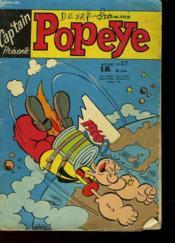 Cap'Tain Popeye - Couverture - Format classique