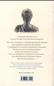 Dom Juan de Molière illustré par Riss - 4ème de couverture - Format classique