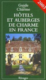 Hotels et auberges de charme en france - Intérieur - Format classique