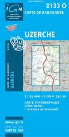 Uzerche - Couverture - Format classique