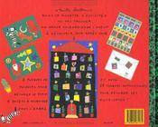 Des comptines de Noël - 4ème de couverture - Format classique