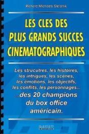 Cles des plus grands succes cinematographique (les) - Couverture - Format classique