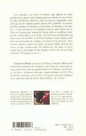 La fuite en Espagne et autres textes - 4ème de couverture - Format classique