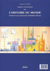 Tableau synoptique histoire du monde pendant les cinquantes derniers siècles - Couverture - Format classique
