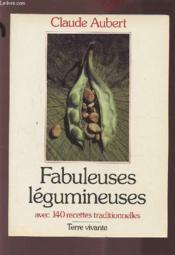Fabuleuses legumineuses - Couverture - Format classique