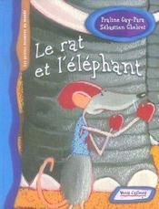 Le rat et l'elephant - Intérieur - Format classique