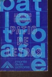 Patio De Letras - Couverture - Format classique