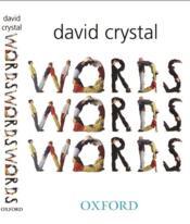 Words, Words, Words - Couverture - Format classique