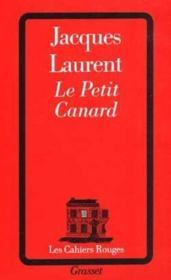 Le Petit Canard - Couverture - Format classique