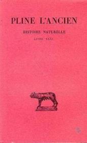 Histoire naturelle L31 - Couverture - Format classique