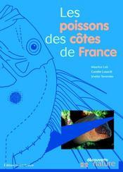 Les poissons des côtes de france - Intérieur - Format classique