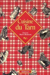 Cuisine du tarn voyages gourmands - Couverture - Format classique