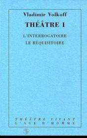 L'Interrogatoire - Couverture - Format classique
