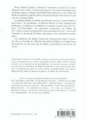 L'Annee Des Fiascos ; Memoires Des Ondes 2003 - 4ème de couverture - Format classique