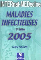 Maladies infectieuses 2005 - Intérieur - Format classique