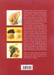 Comment les cuisiner - 4ème de couverture - Format classique